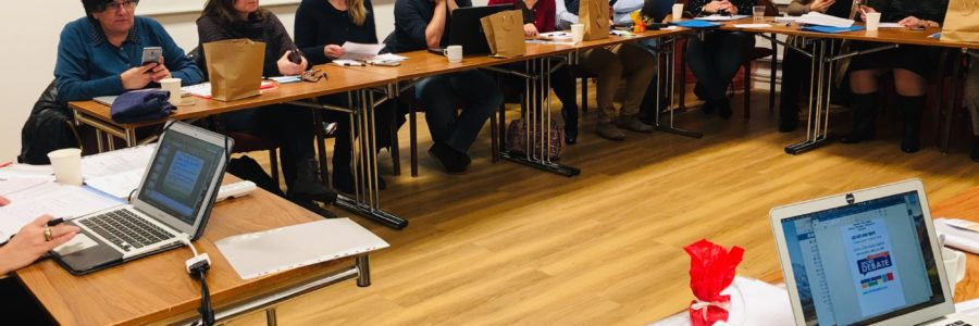First Transnational Meeting in Stockholm: NOVEMBER 11th -14th 2018